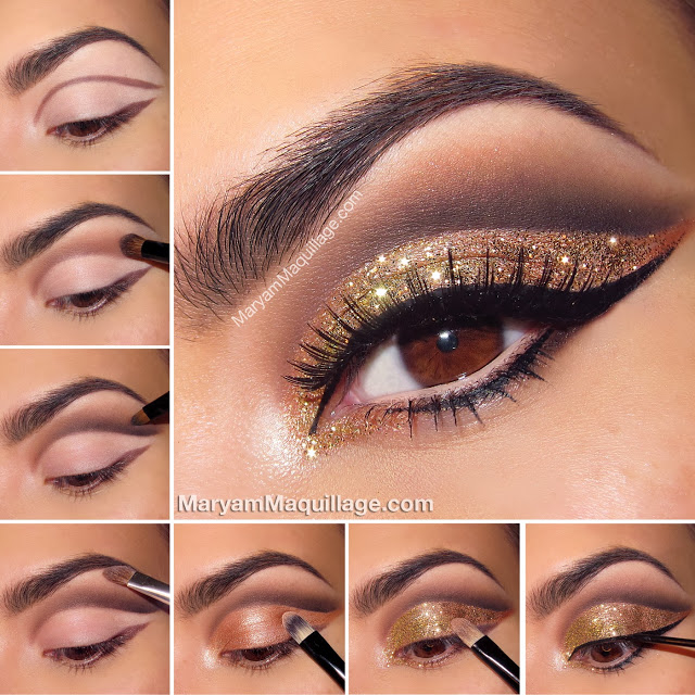 Diy Glitter Eye Makeup Pictures Photos And Images For Facebook