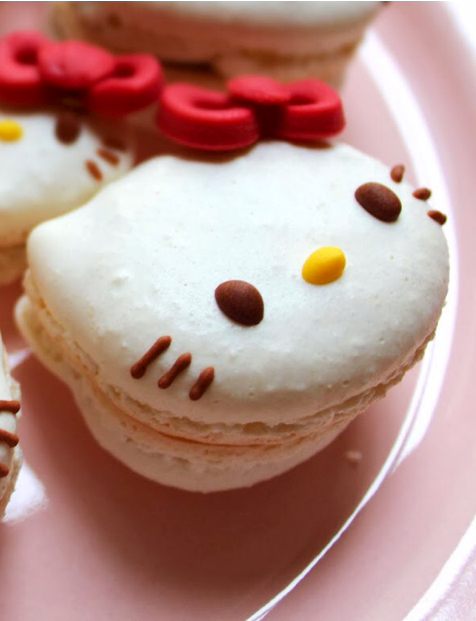 Hello Kitty Macaroon Pictures Photos And Images For