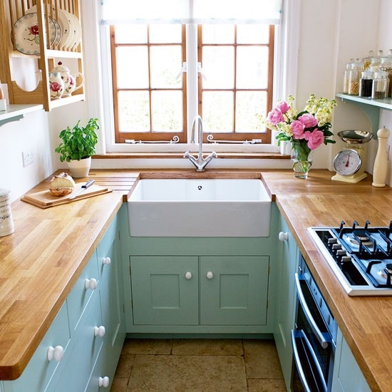 Attractive Small Kitchen Design