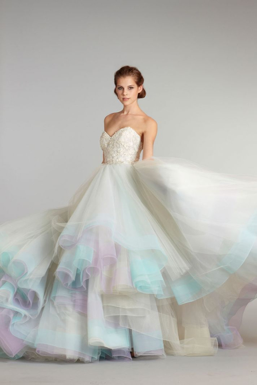 Pastel Wedding Gown Pictures Photos And Images For Facebook