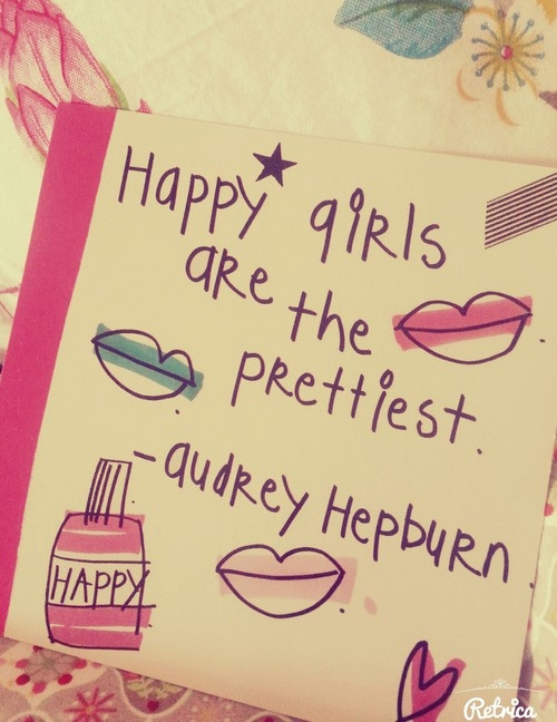 Happy Girls Are The Prettiest Pictures, Photos, and Images ...