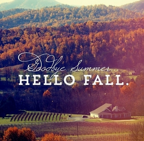 Hello Fall Tumblr Images