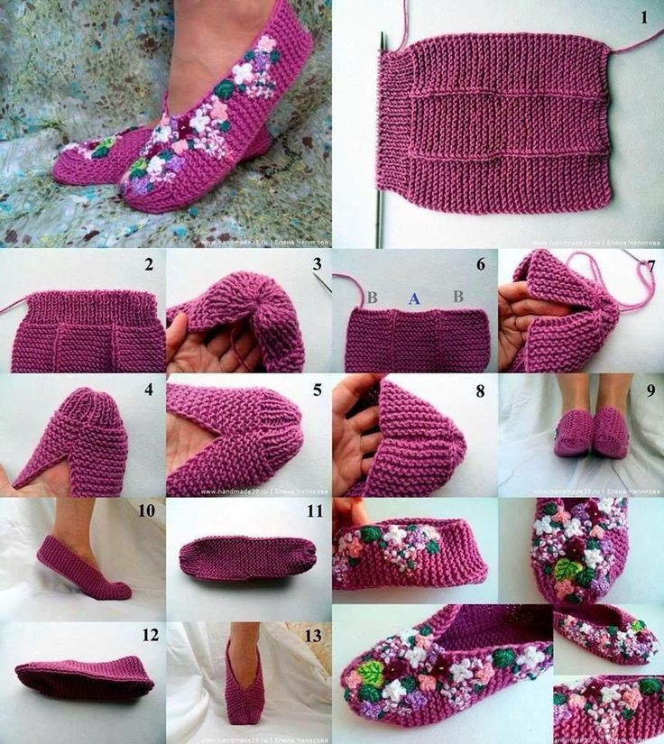 DIY Slippers Craft Pictures Photos And Images For Facebook Tumblr
