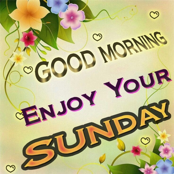 Good morning sunday pictures photos and images for facebook good morning sunday voltagebd Choice Image