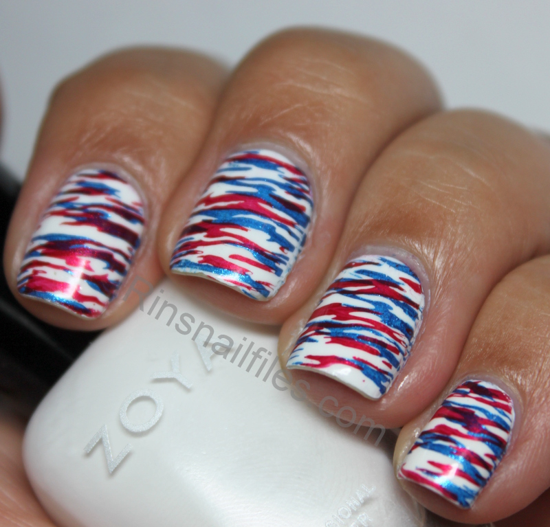 Patriotic Nail Art Pictures, Photos, and Images for Facebook, Tumblr ...