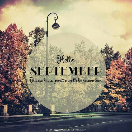Hello September Pictures, Photos, and Images for Facebook, Tumblr, Pinterest,...