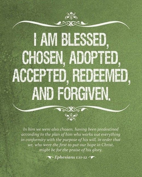 i am blessed quotes - photo #4