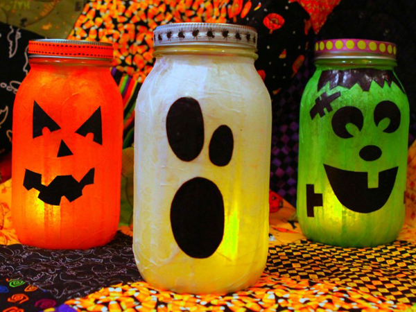 Halloween Mason Jars Pictures, Photos, and Images for Facebook ...