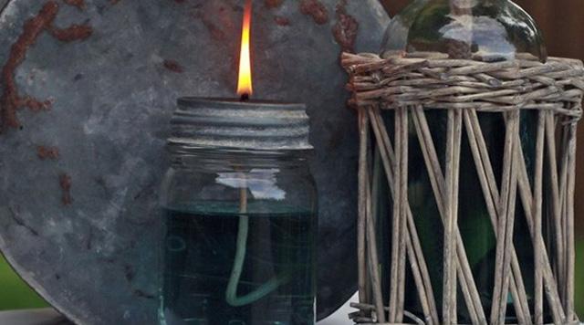 Вечная свеча своими руками 190