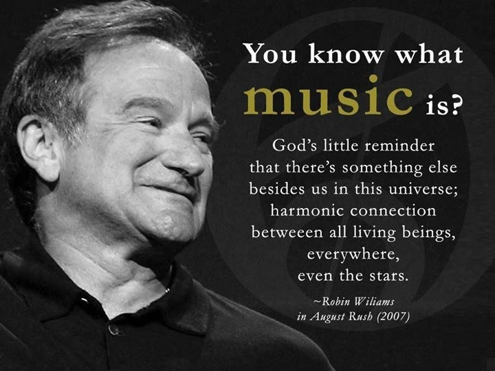 High Quality Robin Williams Quote
