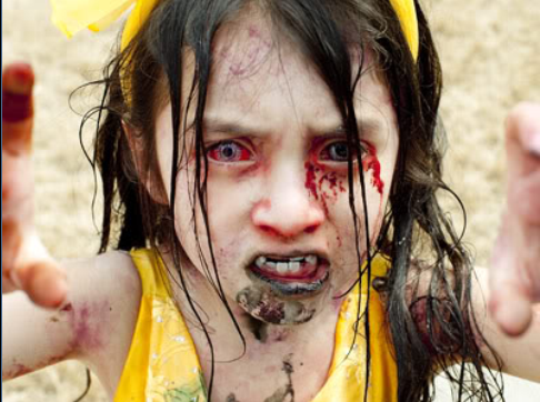 Zombie Kid Pictures, Photos, and Images for Facebook