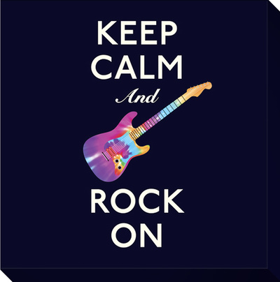 Keep calm and rock on pictures photos and images for for Keep calm immagini