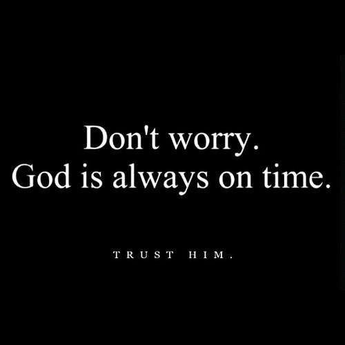 always trust god essay