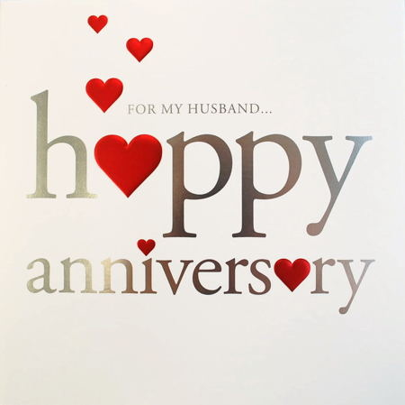 Happy Anniversary To My Husband Pictures, Photos, and ...