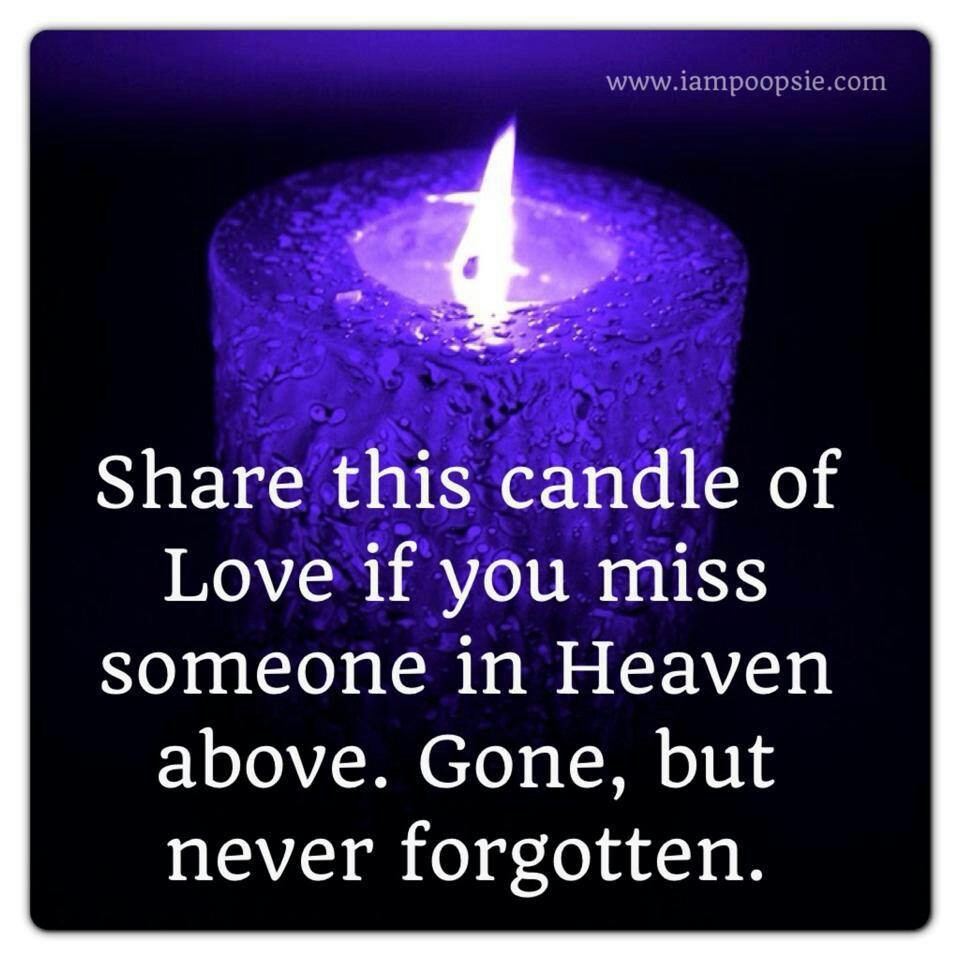Miss Someone In Heaven Pictures, Photos, and Images for Facebook