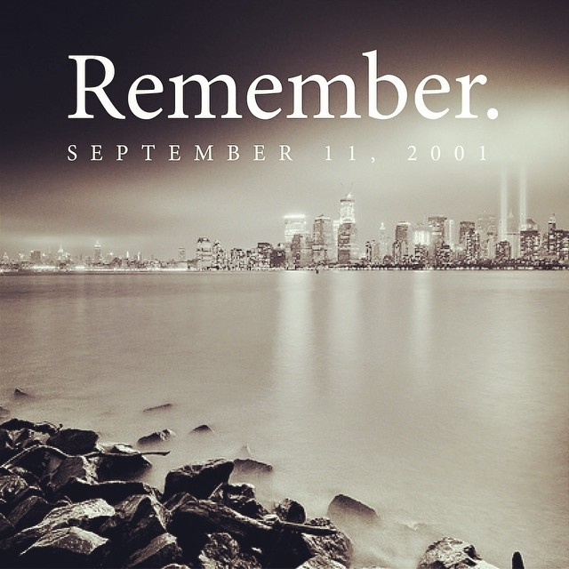 September 11 In Memory