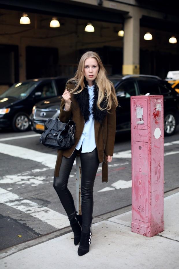 8ed30533256a4 Black Leather Pants