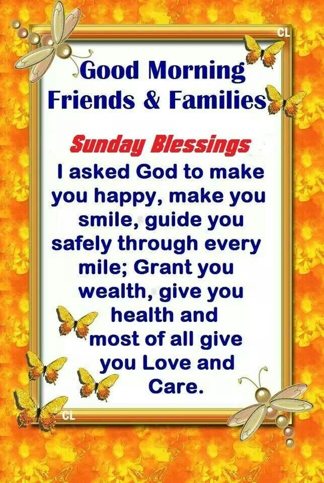 Good Morning Sunday Quotation : Sunday morning blessed quotes quotesgram