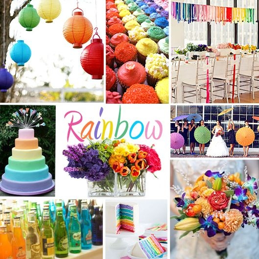 Best 20 Rainbow Party Games Ideas On Pinterest: Rainbow Party Theme Pictures, Photos, And Images For
