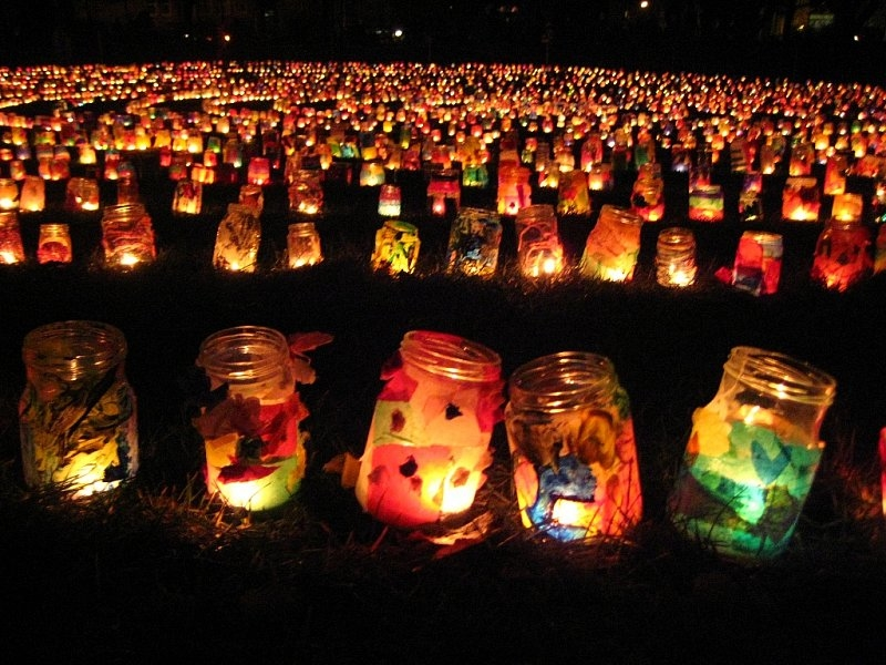 autumn mason jar lanterns pictures photos and images for facebook