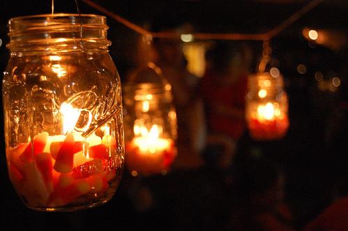 Mason Jar Night Light Diy Candles