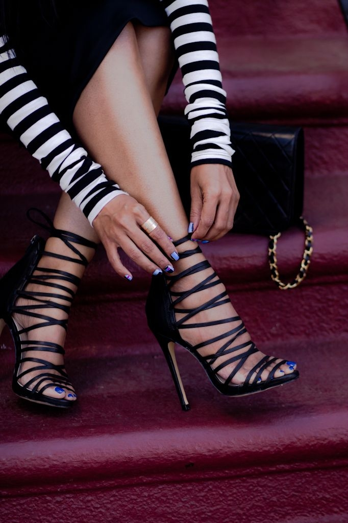 Sexy Strappy Sandals Pictures Photos and Images for Facebook