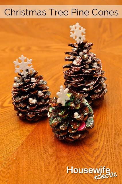 Christmas tree pine cones pictures photos and images for for Pine cone christmas tree craft project