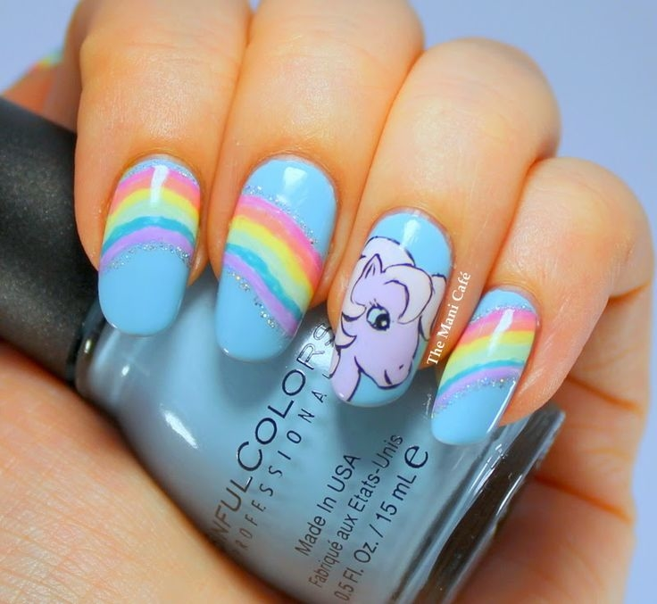 ideas wedding pictures outdoors - My Little Pony Nails s and for