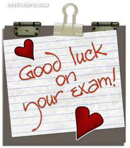 good luck on your exam pictures photos and images for