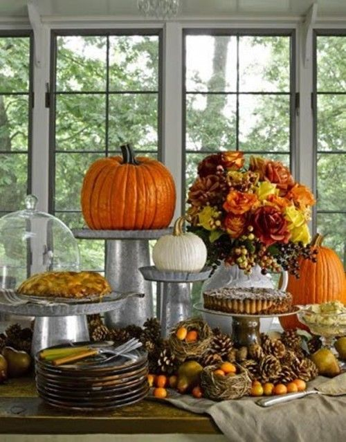 fall tablescape pictures  photos  and images for facebook  tumblr  pinterest  and twitter