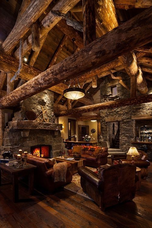 Cozy Cabin Decor Pictures Photos And Images For Facebook