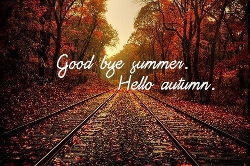 Goodbye Summer Hello Autumn Pictures, Photos, And Images For Facebook,  Tumblr.
