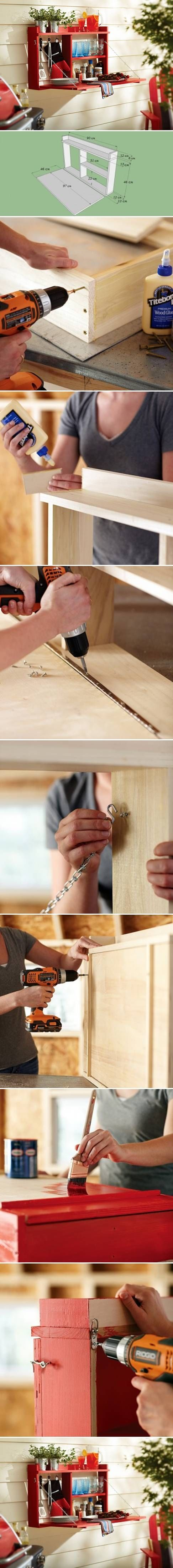 Stunning How To Make A Wall Mounted Folding Table 486 x 4397 · 234 kB · jpeg