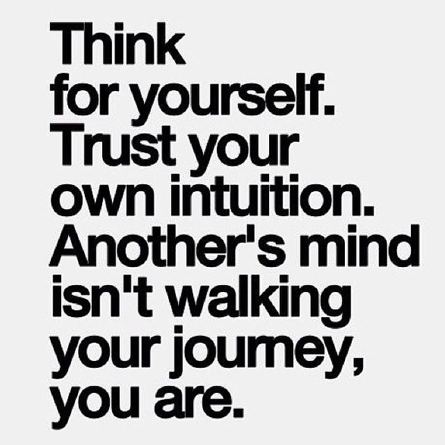 Intuition Quotes Inspiration Trust Your Intuition Pictures Photos And Images For Facebook