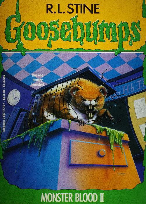 Goosebumps Monster BloodGoosebumps Monster Blood