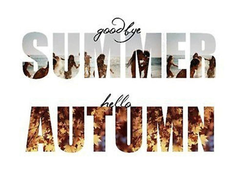 Goodbye Summer, Hello Autumn Pictures, Photos, and Images for Facebook, Tumbl...