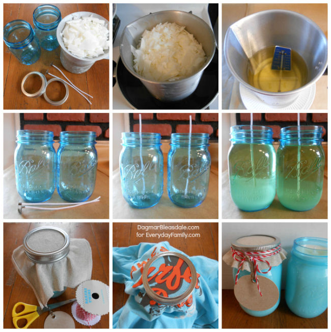 Mason Jar Candle Pictures, Photos, and Images for Facebook ...