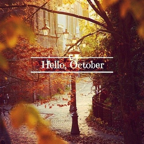 Hello October Pictures, Photos, And Images For Facebook