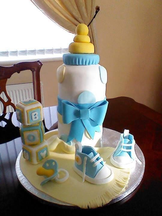 Baby Shower Cake Ideas For A Boy Pinterest : Baby Shower Cake Ideas For A Boy Pinterest Moms and Babies