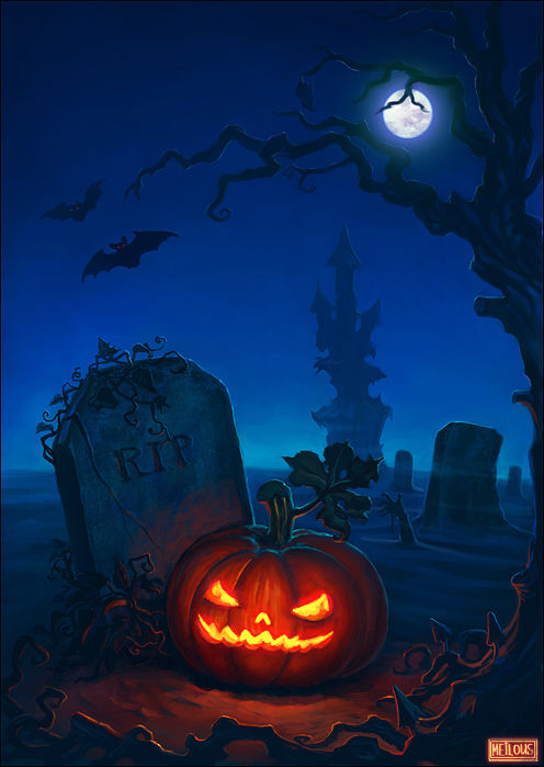 Jack O Lantern Art Pictures Photos And Images For