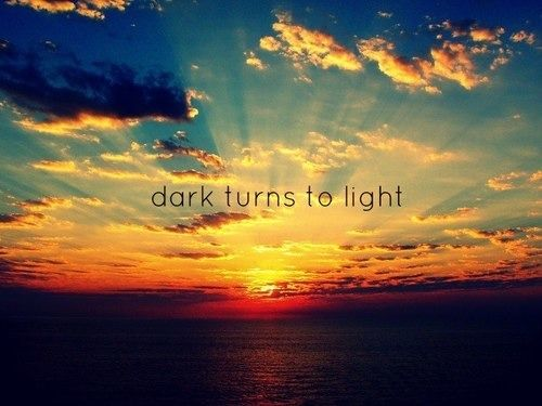 Dark Turns To Light Pictures Photos And Images For