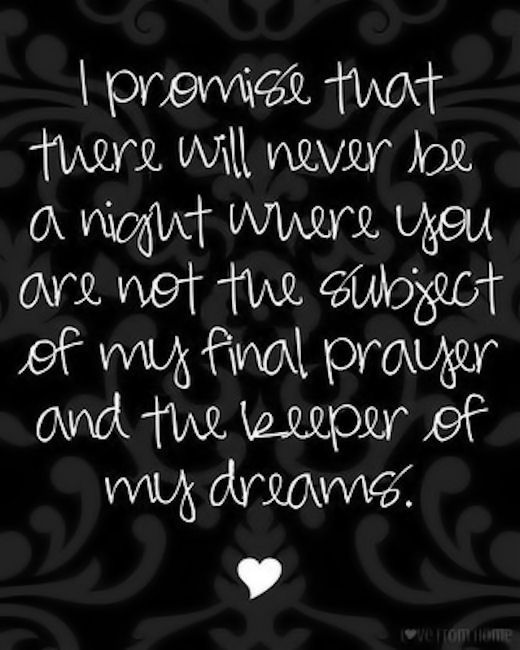 Short Sweet I Love You Quotes: My Promise To You Pictures, Photos, And Images For