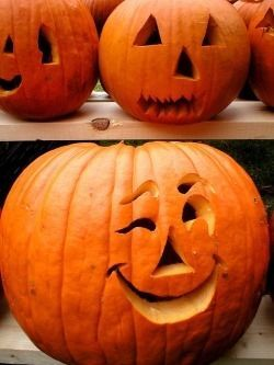 Winking Pumpkin Pictures Photos And Images For Facebook