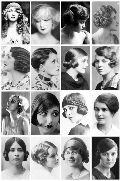 1920\'s Hairstyles Pictures, Photos, and Images for Facebook, Tumblr ...