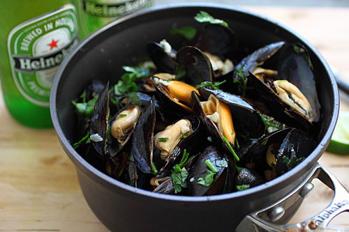 Beer Steamed Mussels Pictures, Photos, and Images for Facebook, Tumblr ...