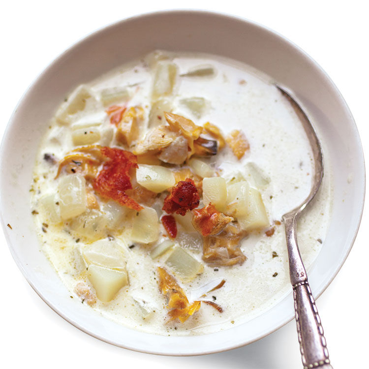 New England Clam Chowder Pictures, Photos, and Images for Facebook ...