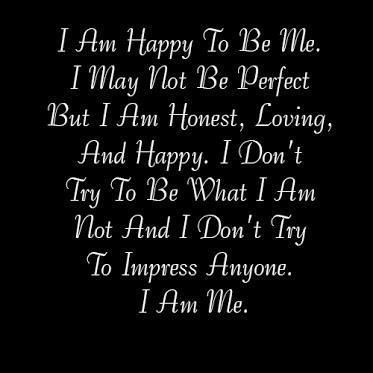 i am happy to be me pictures photos and images for facebook