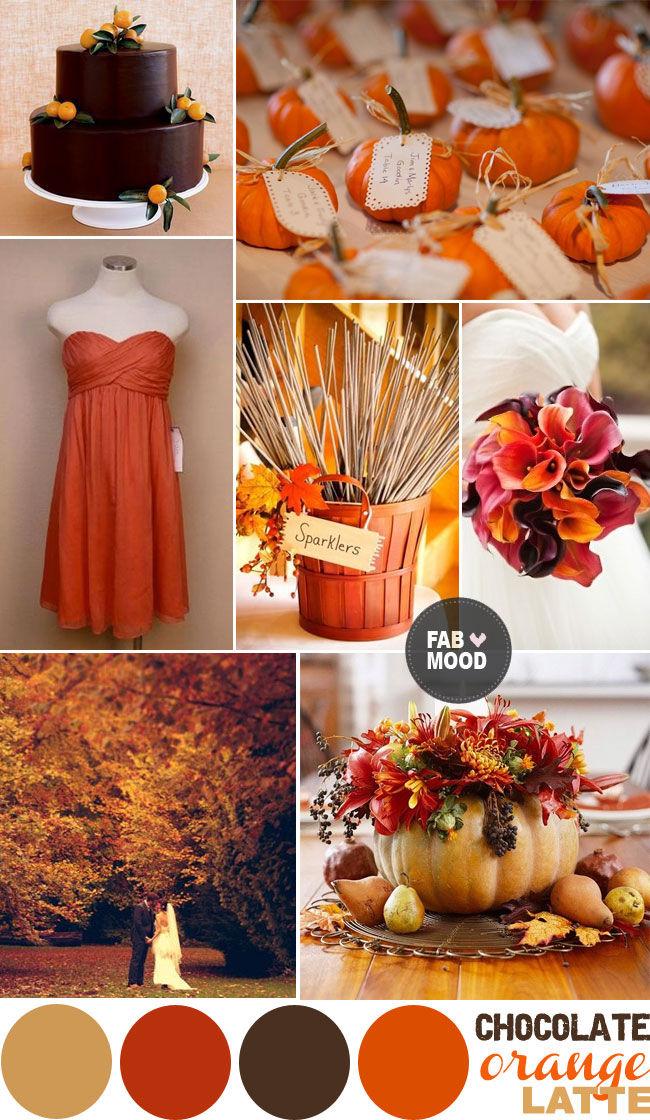 Autumn wedding color palette pictures photos and images for autumn wedding color palette junglespirit Image collections