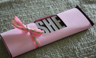 Candy Bar Gender Revea...