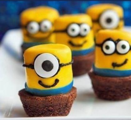 Minion Cupcakes Pictures Photos And Images For Facebook